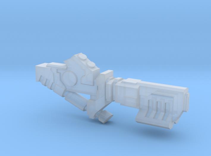 Ionic blaster Mk3 3d printed