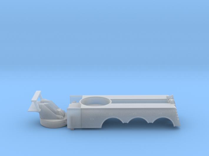 1/64 Rotator - Main Body / Turret  3d printed
