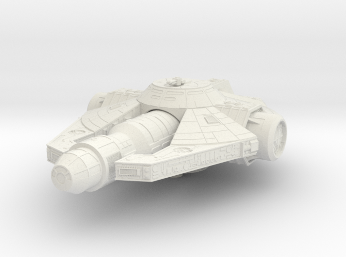 YT 2000 Light Freighter 3d printed