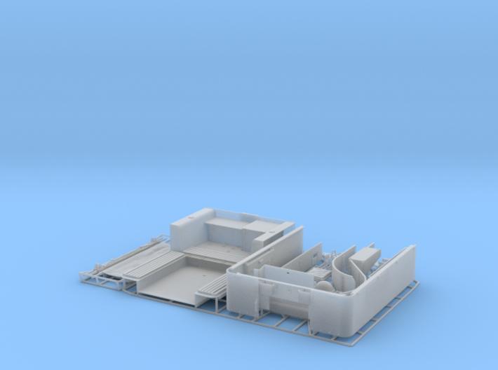 M14 Ambulance conversion (1/35) 3d printed