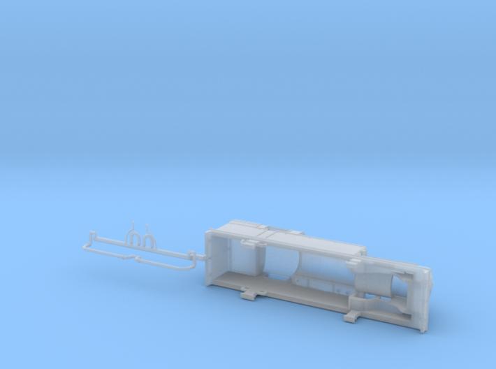 N2 Full Body and Condensing Gear 3d printed
