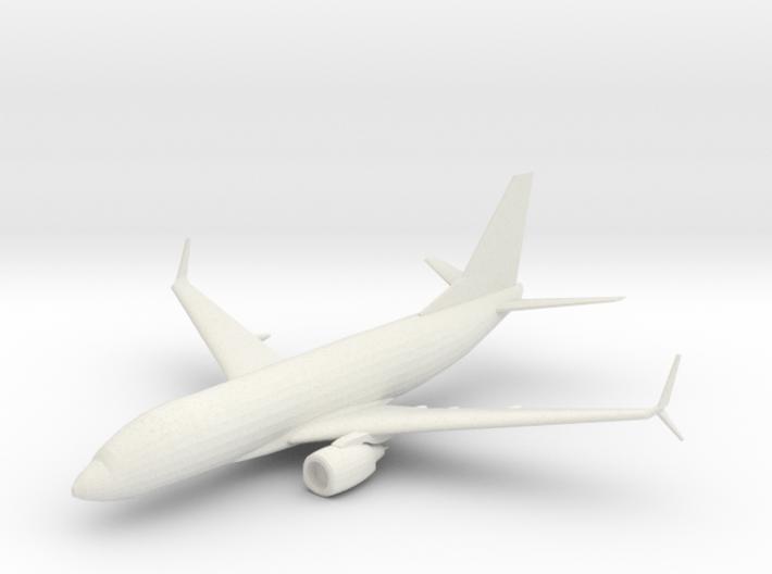 Boeing 737-700 3d printed