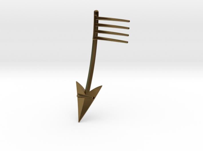 Broken Arrow: Part 1 of 2 3d printed