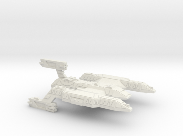 3125 Scale Lyran Wildcat Battlecruiser (BC) CVN 3d printed