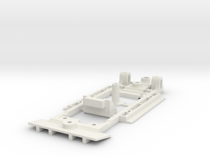Chassis for Scalextric Datsun 260Z (wide body conv 3d printed