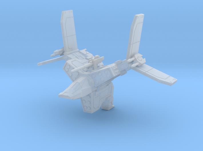 Mangler Imperial Gunship Build BLC SR ID (1/270) 3d printed