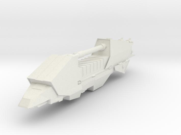 Action IV Transport  3d printed