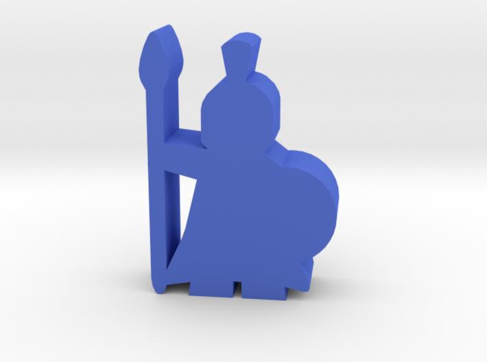 Game Piece, Greek Guard 3d printed