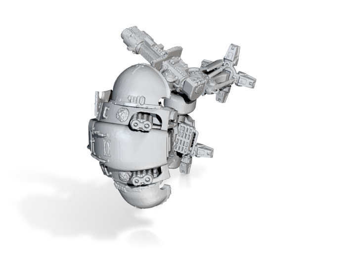 knight full_assembly stl 3d printed