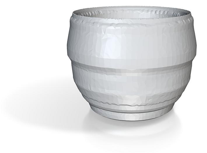 shot glass 3d printed