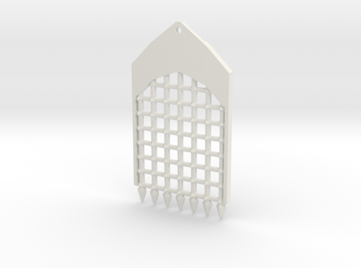 TRP-A-Grate-v3.0 3d printed