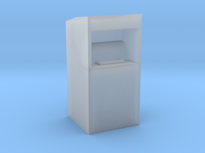 Altkleidercontainer in 1:120 TT 3d printed