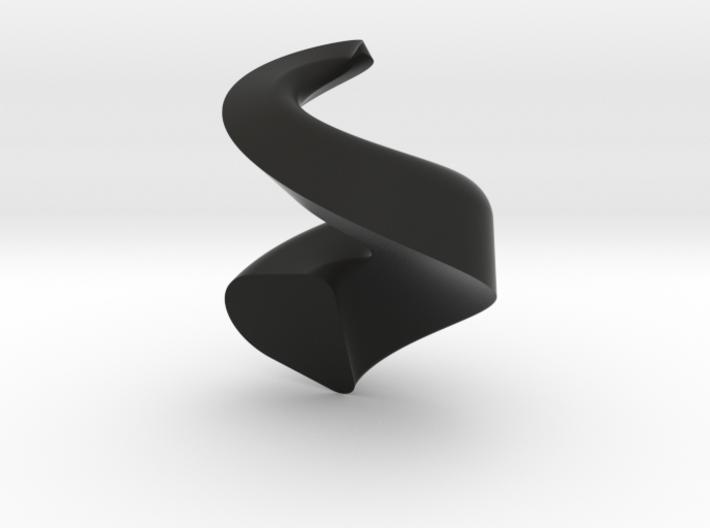 horn1 3d printed