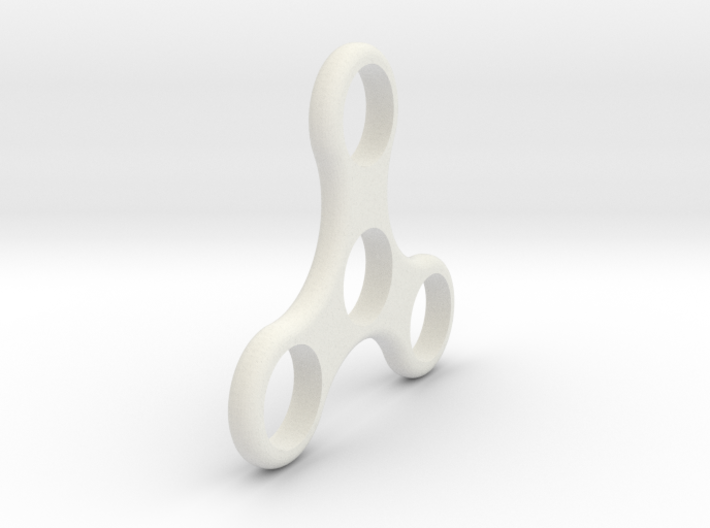 Standard Spinner (large) 3d printed