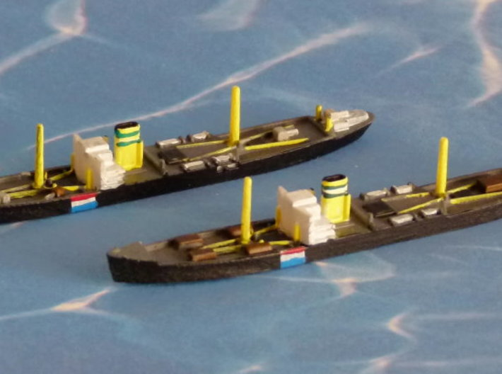 German Auxiliary Cruiser HSK Orion 1/1800 3d printed 1/2400 Model