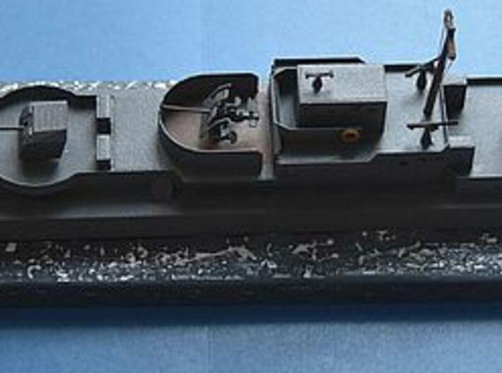 1/144 Marineartilleriefährprahm German AA Prahm 3d printed