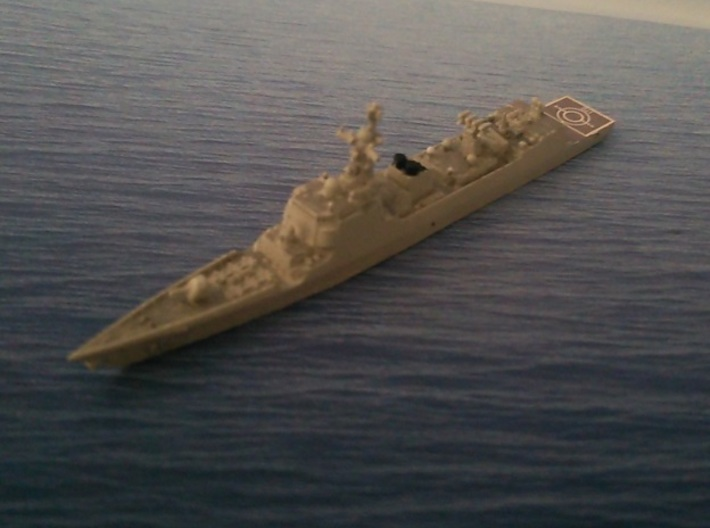 1/2000 CNS Lanzhou 3d printed painted and decal