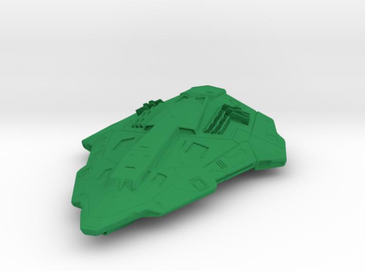 1/700 Space Ship Python 3d printed