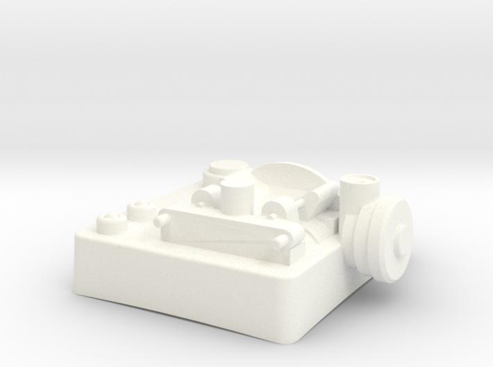 ATST Range Finder Block 3d printed