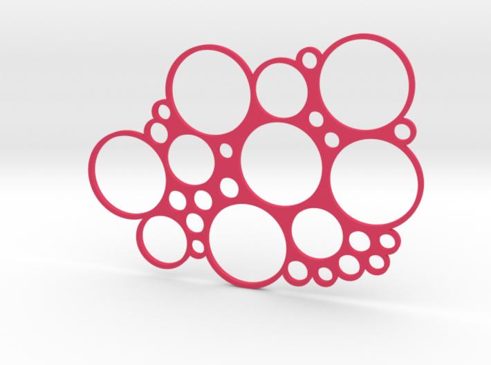 Bubble maker 3d printed