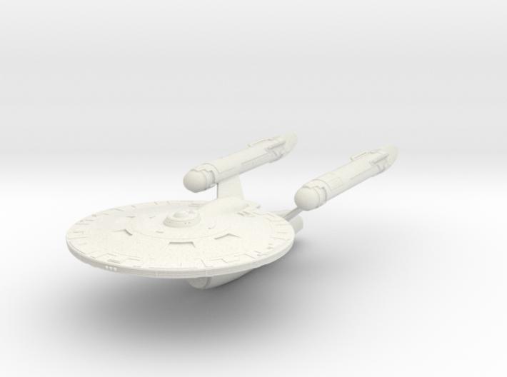 Hook Class New Axanar Ship 3d printed