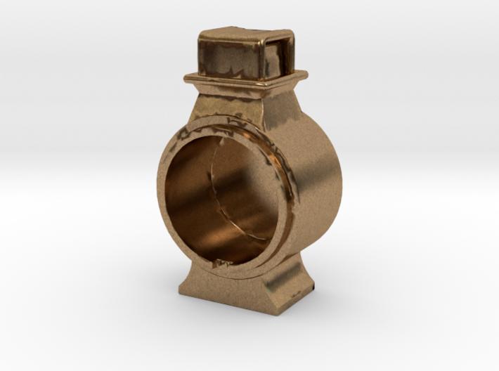 "Headlight REV- 10-inch oil .625 plus 1% 3d printed Baldwin 10"" Round Case Kerosene Headlight"