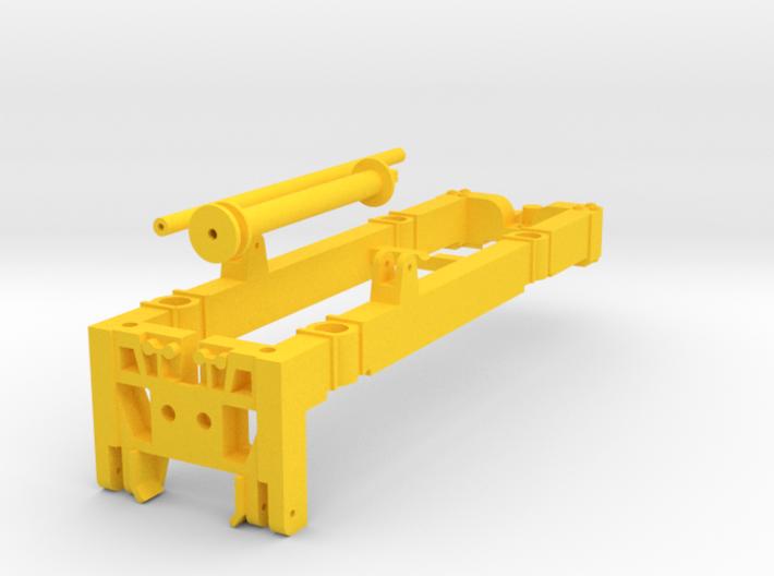 1:32 6x6 Rahmen für K-700A 3d printed