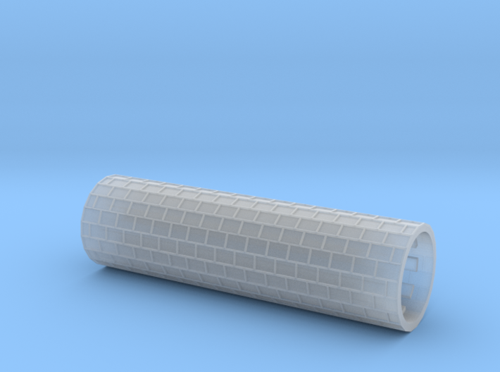 Street paving roller (O 1:45) 3d printed