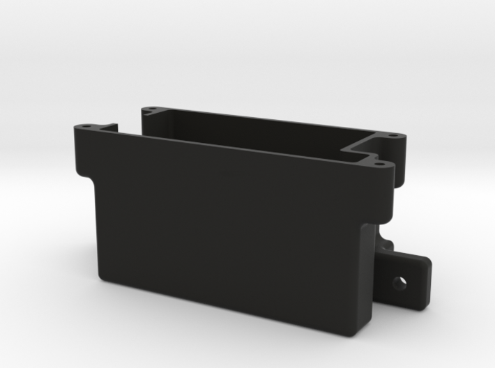 Xray Nt1 Receiverbox w/antenna holder 3d printed