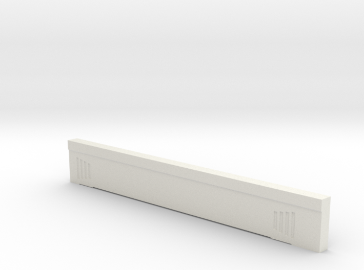 Triple Underpass West Side North Span 3d printed