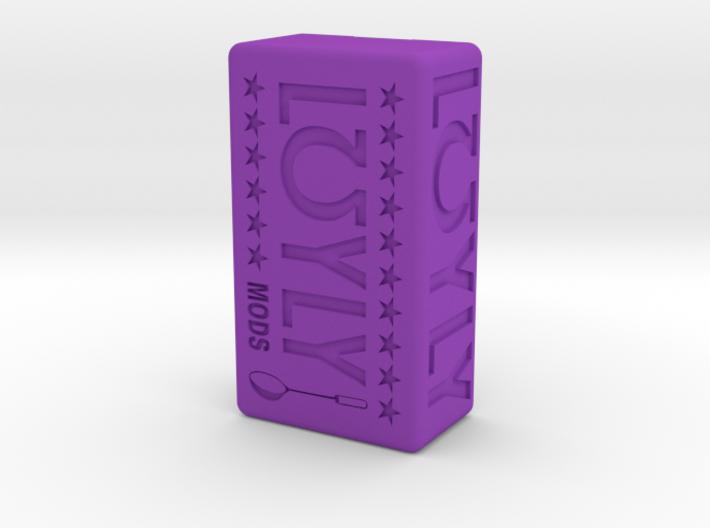 Löyly Squonker 3d printed