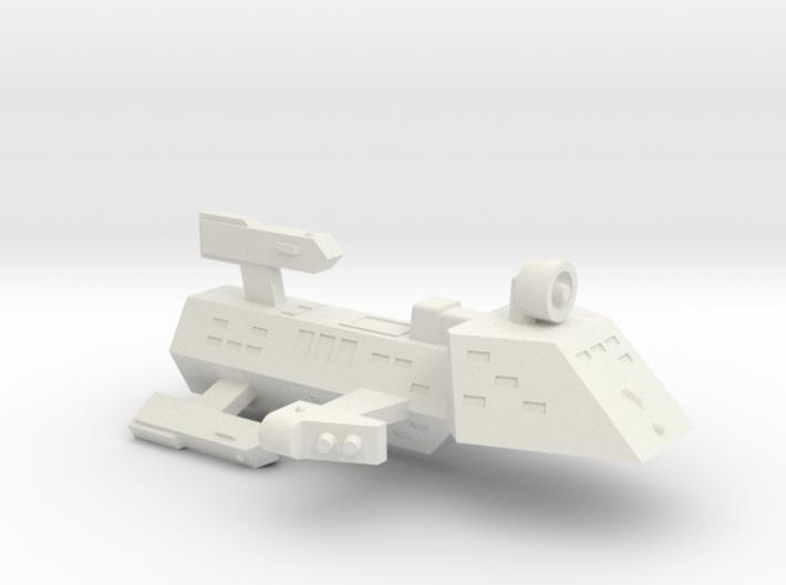 3788 Scale Kzinti Frigate (FF) SRZ 3d printed
