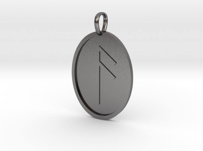 Aesc Rune (Anglo Saxon) 3d printed