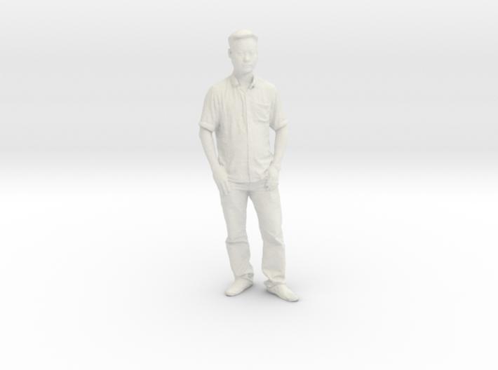 Printle C Homme 1018 - 1/24 - wob 3d printed