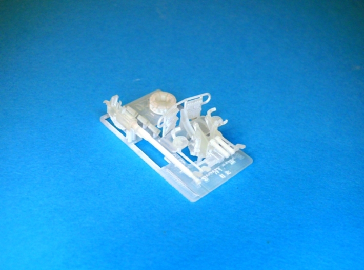 Bofor MKIII Single Submarine base 1/96 3d printed