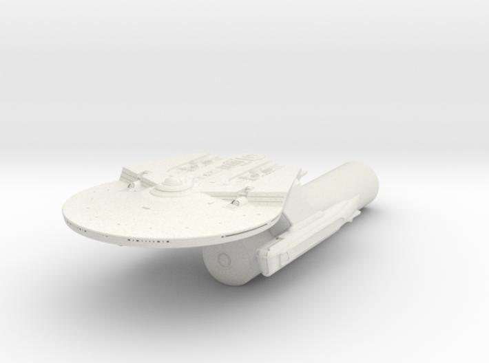 Goodman class Medical tug 3d printed