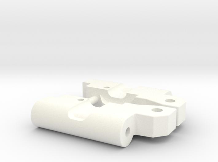 Custom RPM91 rear arm 0-3 mounts 3d printed
