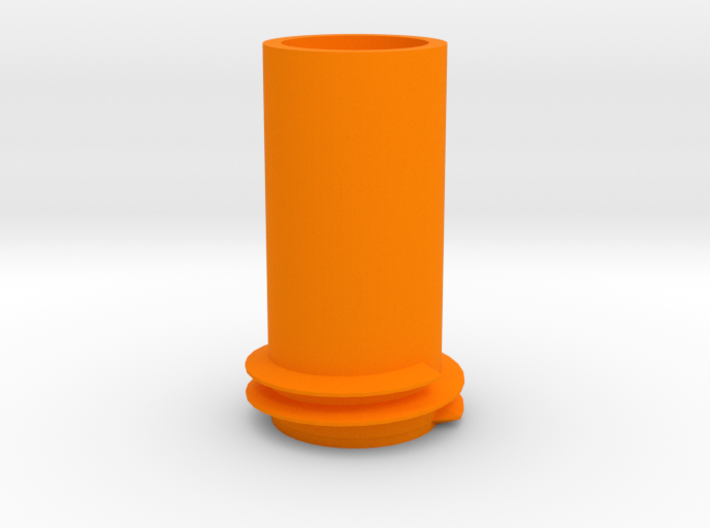 Nerf mega bigshock barrel attachment point 3d printed