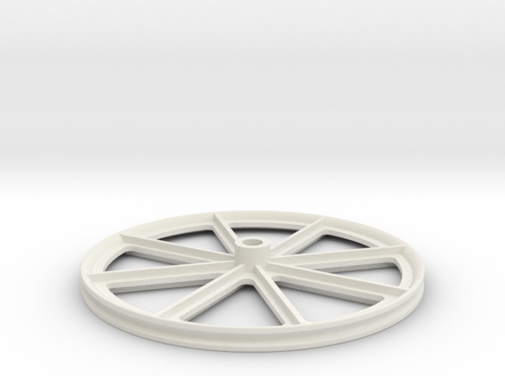 1S Contra-rotating system - Main friction ring 50m 3d printed