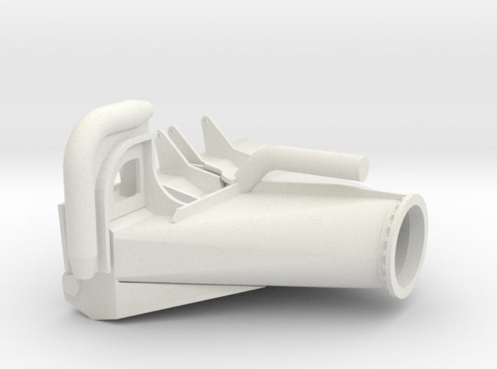 Draghead-1:50 3d printed