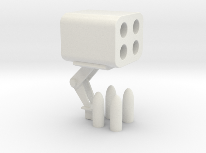 Team Fortress 2 - Sentry (Level 3) 3d printed
