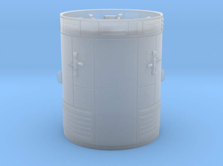 Apollo Service Module 1:144- Shell Only 3d printed