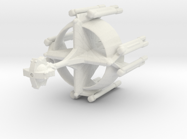 Star Sailers - K'mpec C9 - Dreadnaught 3d printed