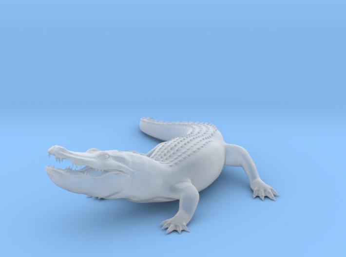 Printle Thing Alligator - 1/48 3d printed