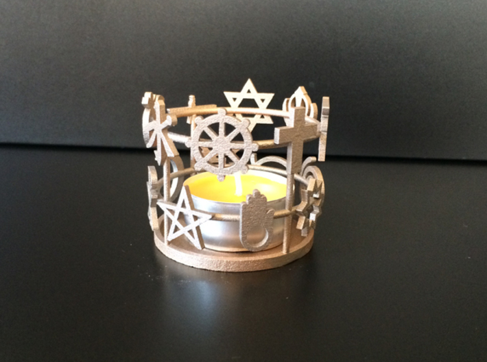 A light for the leaders 3d printed