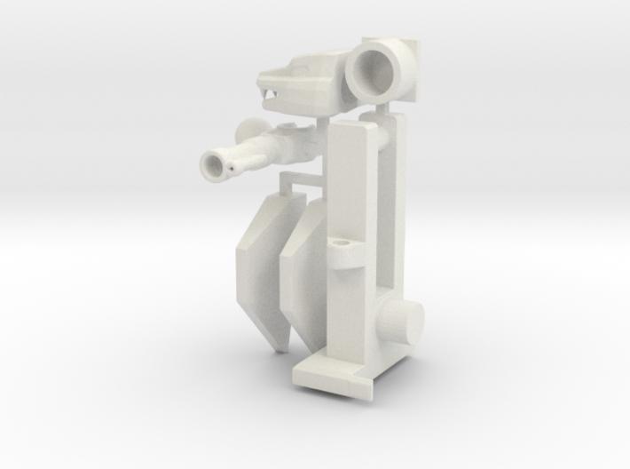 Phantom Snake's Power-Up 3d printed