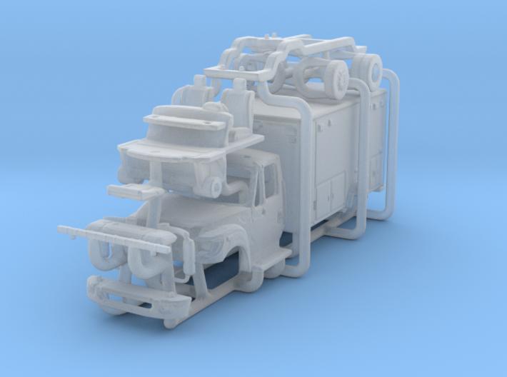 1/160 Philadelphia Terrastar Medic 3d printed