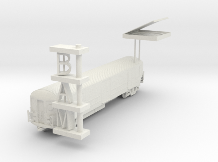 "BK-02: ""KIT BKLYN"" by Midnight Commercial 3d printed"