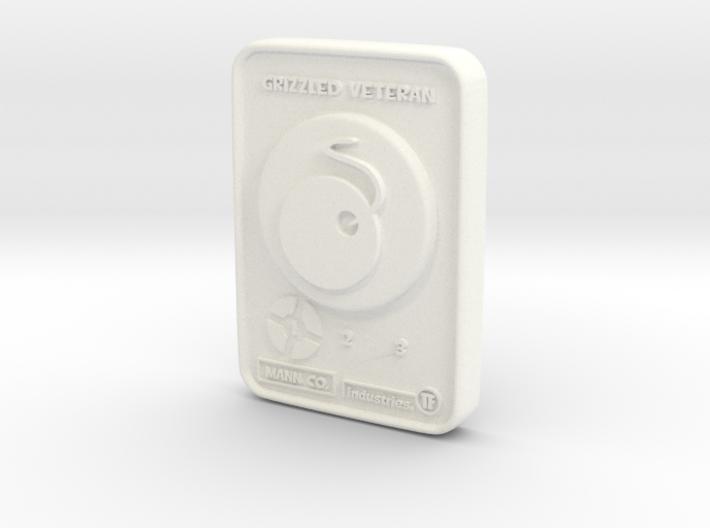 Grizzled Veteran - Demo 3d printed