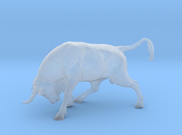 Printle Thing Bull - 1/76 3d printed